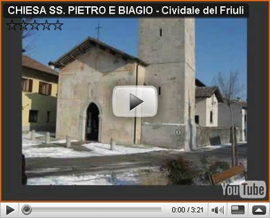 Look at... S.Biagio church at Cividale del Friuli