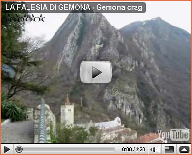 Look at... the movie La falesia di Gemona !