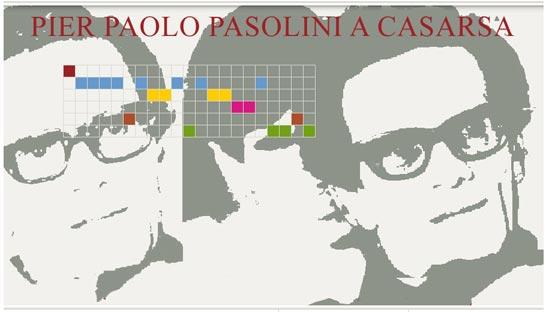 Cjale...dot il program dal Centro Studi Pier Paolo Pasolini