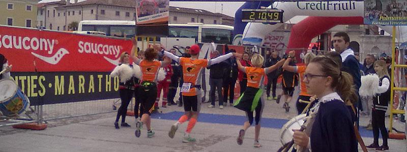 maratonina di Palmanova 2015